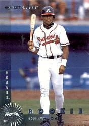 1997 Donruss #358 Andruw Jones