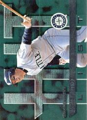 1997 Donruss #408 Edgar Martinez HIT