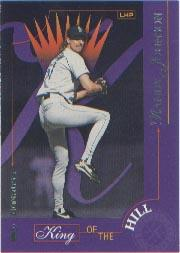 1997 Donruss #426 Randy Johnson KING