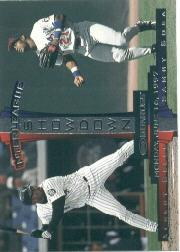 1997 Donruss #442 S.Sosa/A.Belle IS