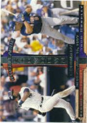 1997 Donruss #443 B.Williams/T.Hundley IS