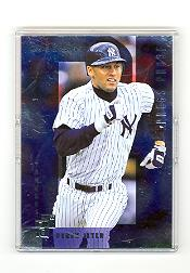 1997 Donruss Silver Press Proofs #49 Derek Jeter