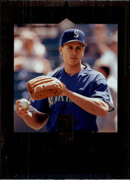 1997 Donruss Elite #2 Alex Rodriguez