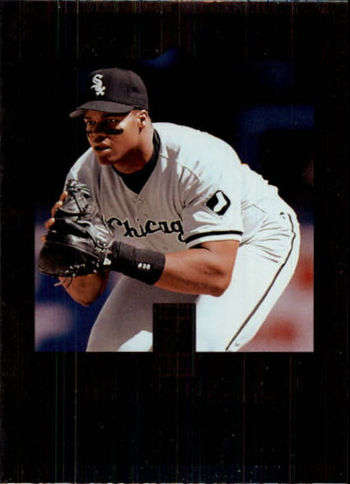 1997 Donruss Elite #3 Frank Thomas