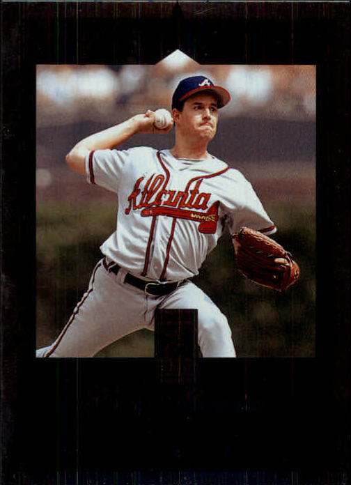 1997 Donruss Elite #4 Greg Maddux