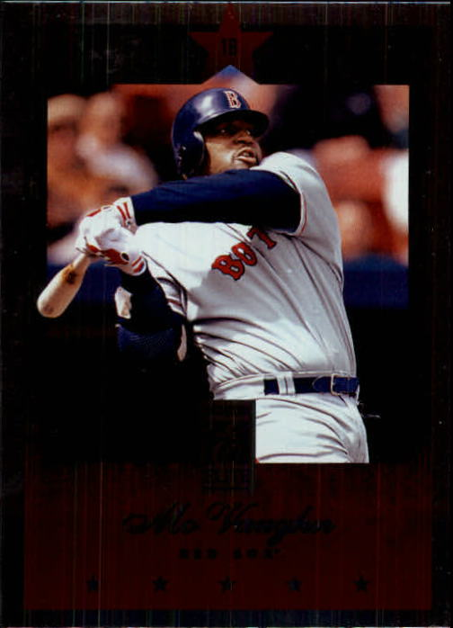 1997 Donruss Elite #12 Mo Vaughn
