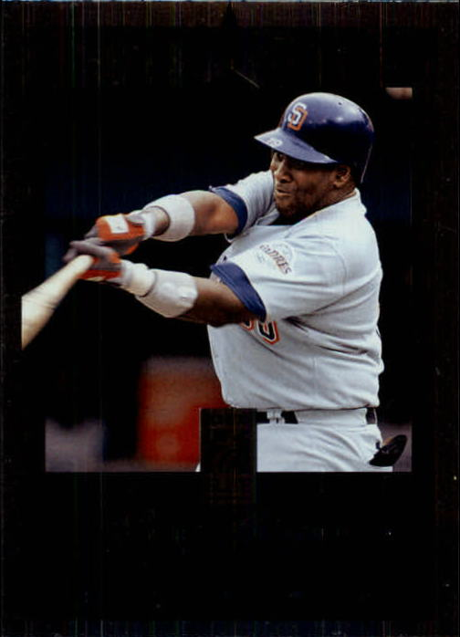 1997 Donruss Elite #15 Tony Gwynn