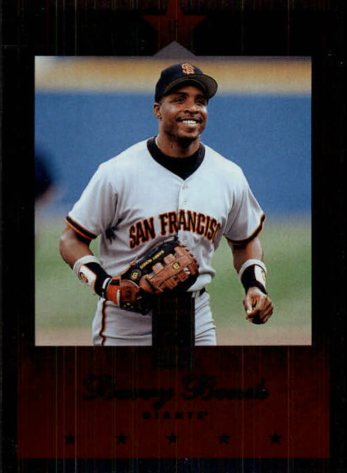 1997 Donruss Elite #16 Barry Bonds