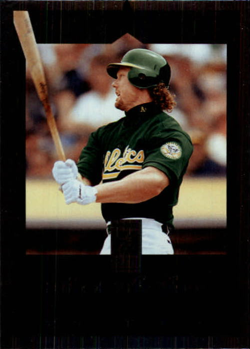 1997 Donruss Elite #21 Mark McGwire
