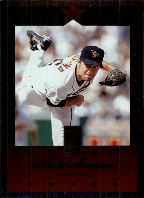 1997 Donruss Elite #29 Mike Mussina