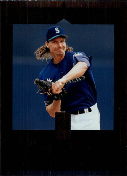 1997 Donruss Elite #30 Randy Johnson