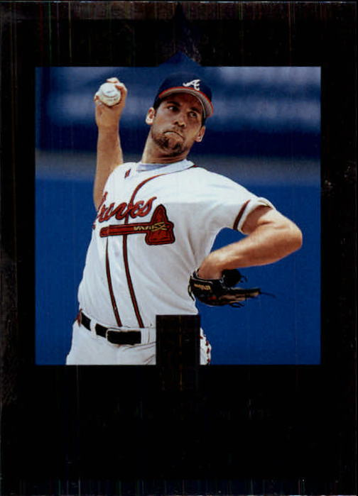 1997 Donruss Elite #49 John Smoltz