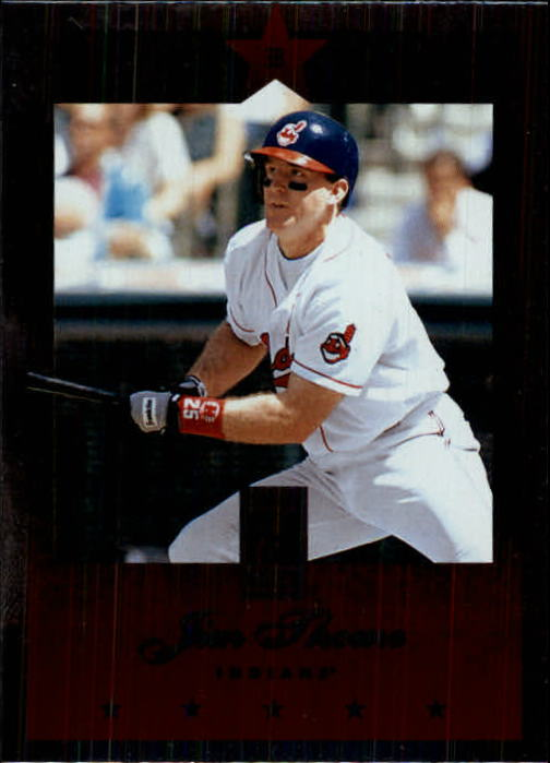 1997 Donruss Elite #50 Jim Thome