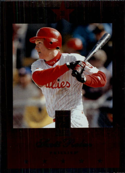 1997 Donruss Elite #57 Scott Rolen