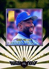 1997 Donruss Elite Passing the Torch #4 Kirby Puckett