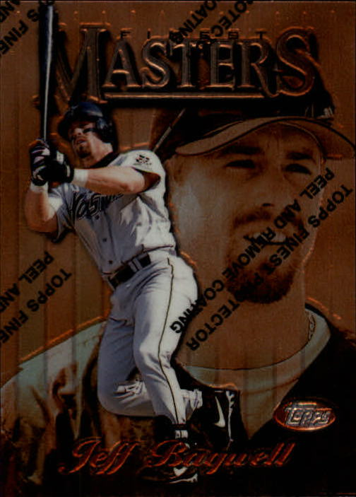 1997 Finest #10 Jeff Bagwell B