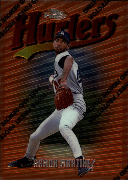 1997 Finest #31 Ramon Martinez B