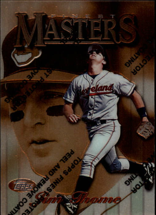 1997 Finest #190 Jim Thome B