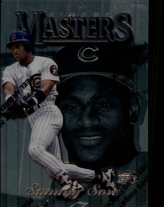 1997 Finest #277 Sammy Sosa S