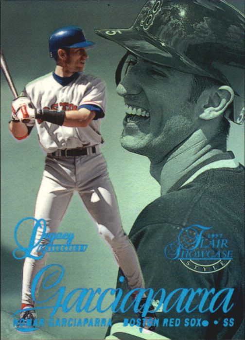 1997 Flair Showcase Legacy Collection Row 2 #26 Nomar Garciaparra