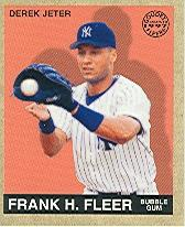 1997 Fleer Goudey Greats #4 Derek Jeter