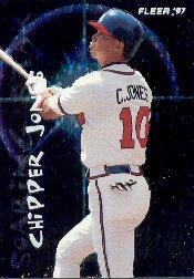 1997 Fleer Soaring Stars #7 Chipper Jones