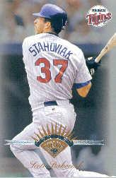 1997 Leaf #19 Scott Stahoviak