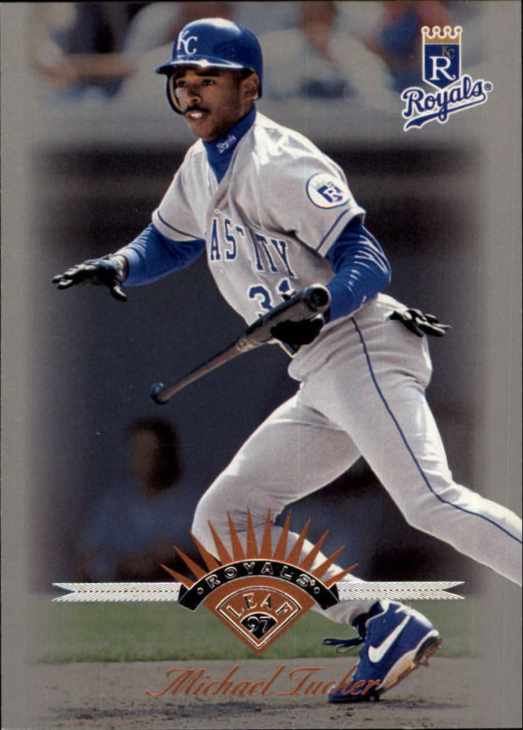 1997 Leaf #123 Michael Tucker