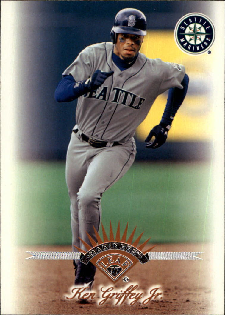 1997 Leaf #204 Ken Griffey Jr.