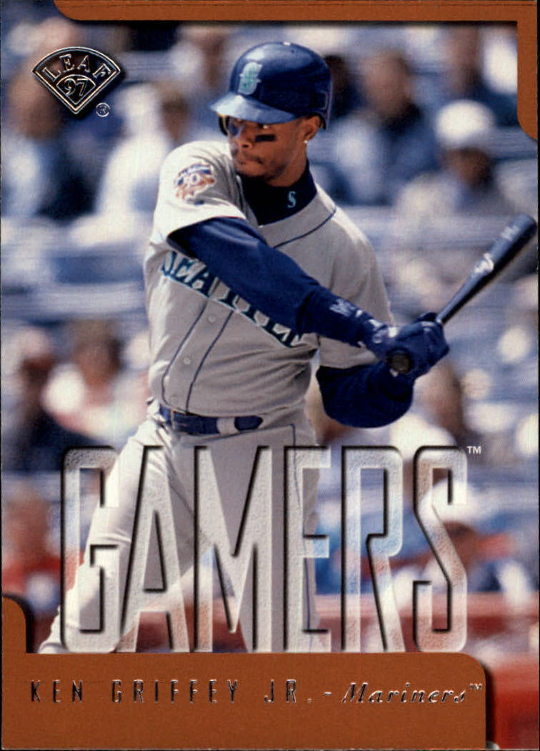 1997 Leaf #371 Ken Griffey Jr. GM