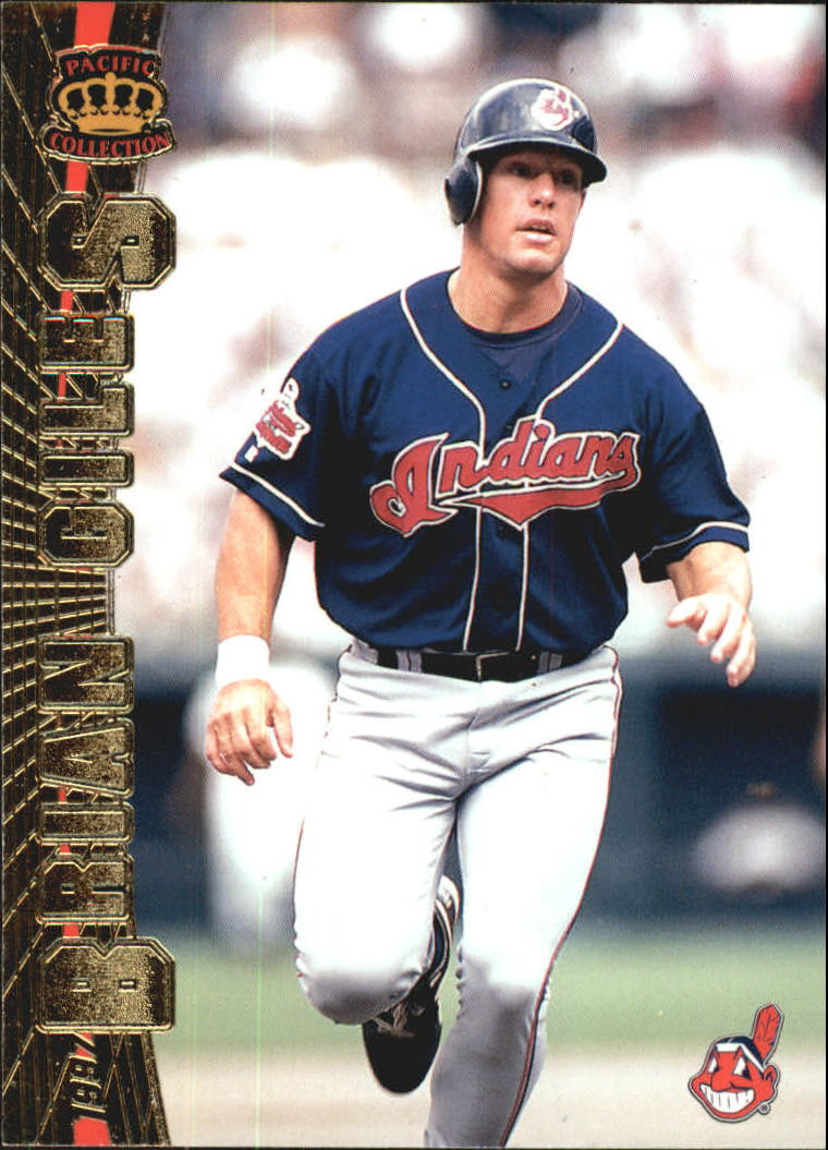 1997 Pacific #69 Brian Giles RC