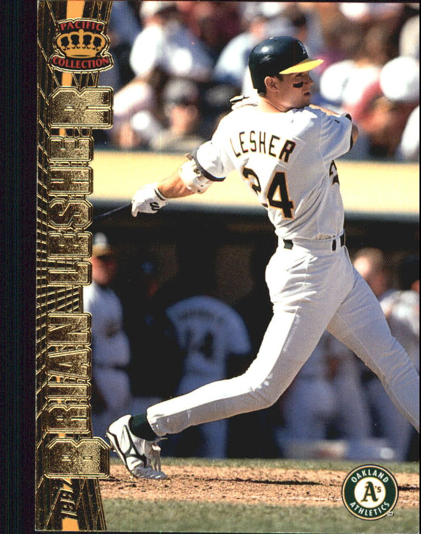 1997 Pacific #171 Brian Lesher RC