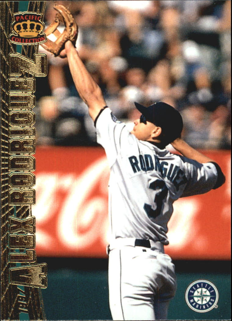 1997 Pacific #192 Alex Rodriguez
