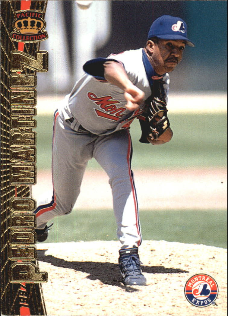 1997 Pacific #347 Pedro Martinez