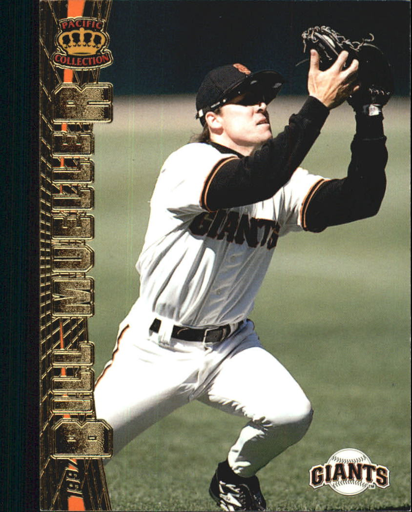 1997 Pacific #446 Bill Mueller RC