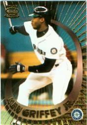 1997 Pacific Card-Supials #17 Ken Griffey Jr.
