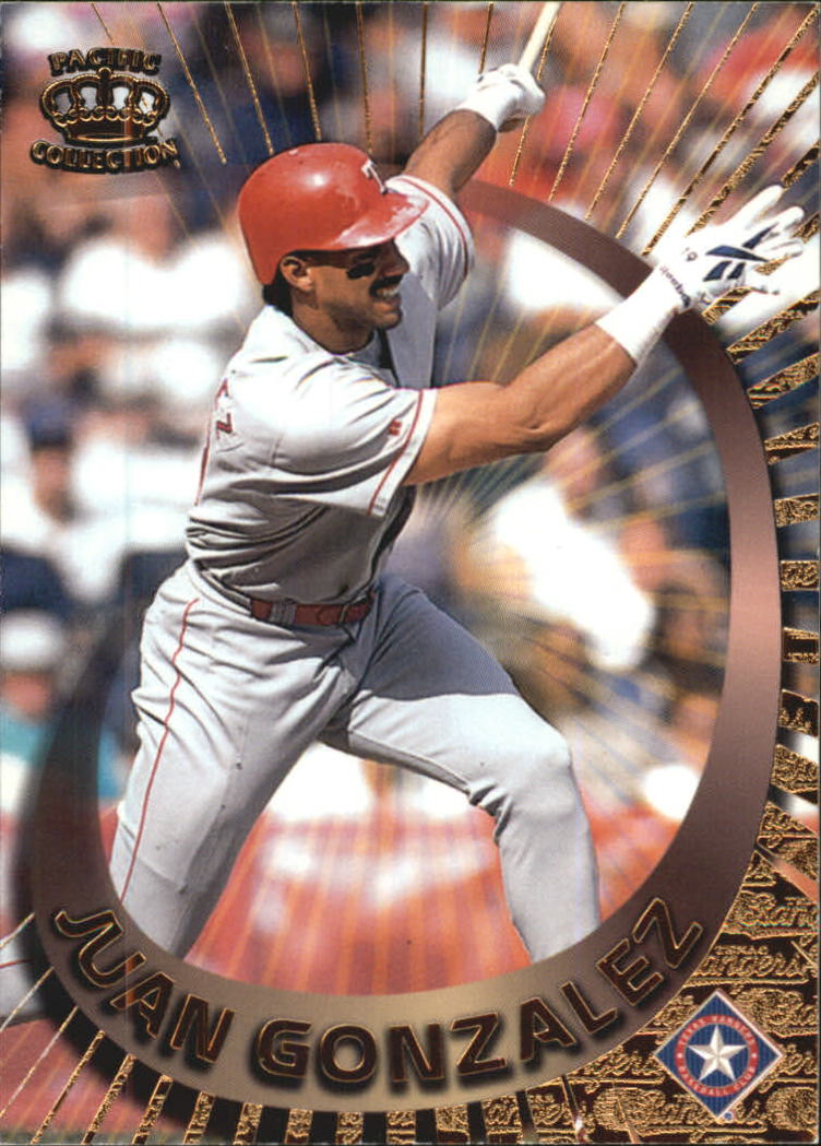 1997 Pacific Card-Supials #19 Juan Gonzalez