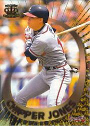 1997 Pacific Card-Supials #22 Chipper Jones