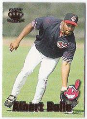 1997 Pacific Card-Supials Minis #8 Albert Belle