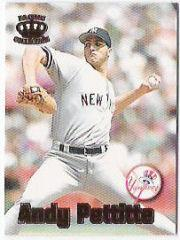1997 Pacific Card-Supials Minis #14 Andy Pettitte