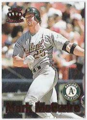 1997 Pacific Card-Supials Minis #15 Mark McGwire