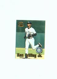1997 Pacific Card-Supials Minis #17 Ken Griffey Jr.