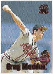 1997 Pacific Card-Supials Minis #24 Greg Maddux