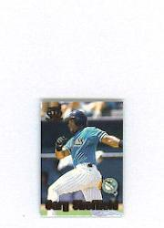 1997 Pacific Card-Supials Minis #27 Gary Sheffield