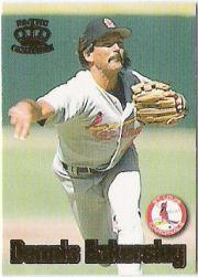 1997 Pacific Card-Supials Minis #33 Dennis Eckersley