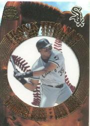 1997 Pacific Prisms Gate Attractions #GA4 Frank Thomas