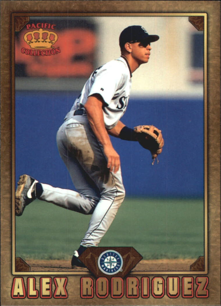 1997 Pacific Prisms Gems of the Diamond #GD91 Alex Rodriguez