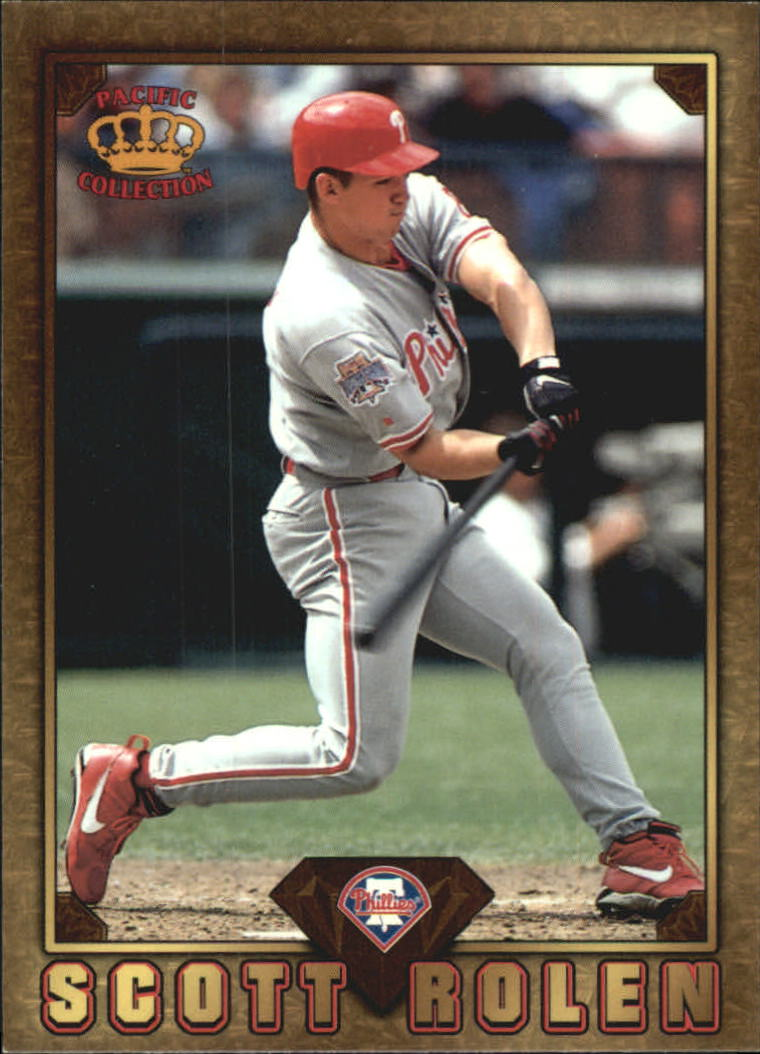 1997 Pacific Prisms Gems of the Diamond #GD186 Scott Rolen