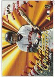 1997 Pinnacle Team Pinnacle #6 B.Bonds/A.Belle