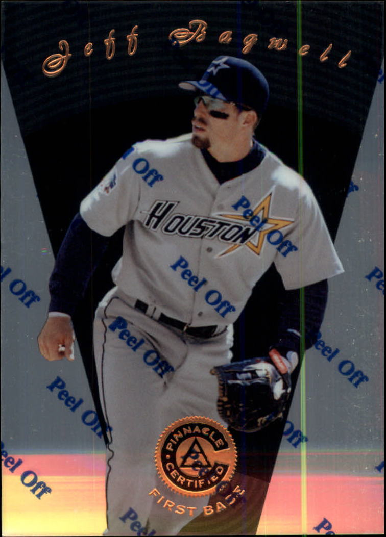 1997 Pinnacle Certified #5 Jeff Bagwell